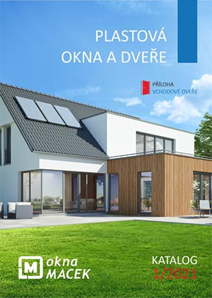 Katalog Okna Macek 2014, Olomouc